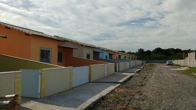 Casa Em Chácaras De Inoã (inoã), Maricá/rj De 0m² 2 Quartos À Venda Por R$ 173.000,00 - Ca198714