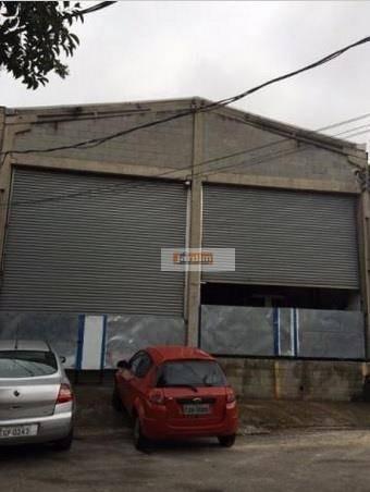 Galpão Industrial À Venda, Nova Gerti, São Caetano Do Sul. - Ga0058