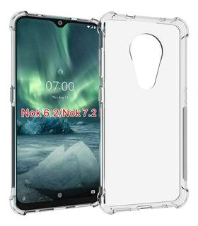 Estuche Antichoque Alpha Nokia 6.2 / 7.2 - Transparente
