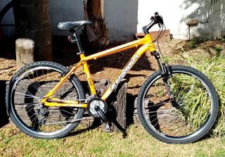 Bicicleta Mtb Zenith Cmp Aluminio 26 Equipamiento Shimano