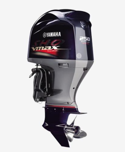 Motor De Popa Yamaha Vf 250 Hp 2021 0km ( 12 X No Cartao )
