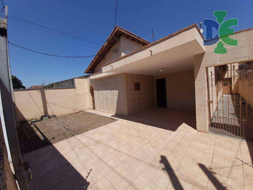 Casa Com 4 Dormitórios À Venda, 200 M² Por R$ 420.000,00 - Chácara Do Visconde - Taubaté/sp - Ca0088