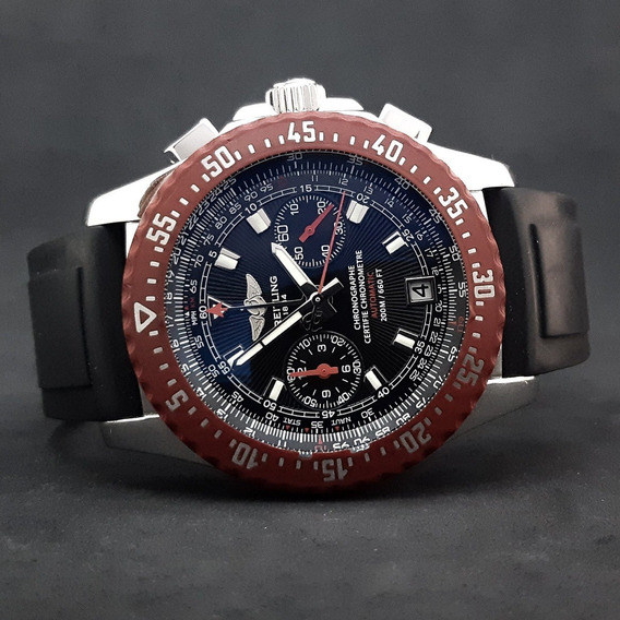Breitling Skyracer Raven Automatic 43mm
