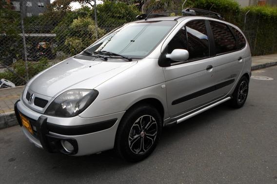 Renault Scenic Sportway 2011