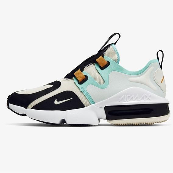 Tenis Nike Air Max Infinity Beige/negro Bq4284 002