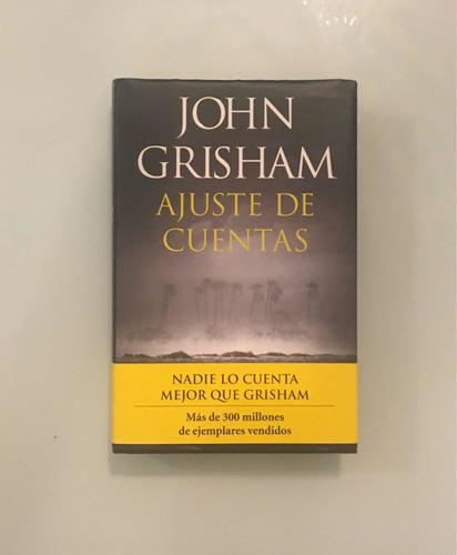 Ajuste De Cuentas John Grisham Ultimo Libro Oferta Mercado Libre