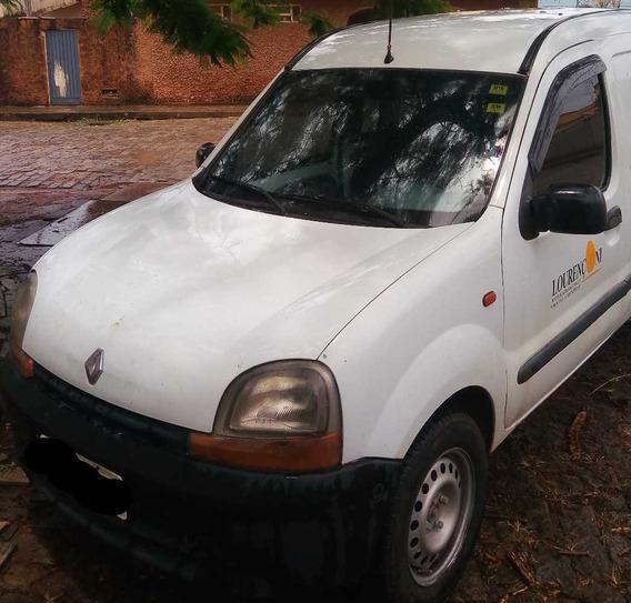 Renault Kangoo Ano 1.6 8v