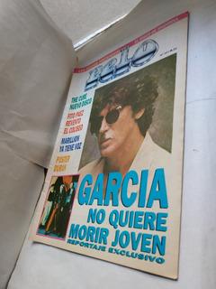 Revista Pelo 341 Charly Garcia Divididos Duran Duran