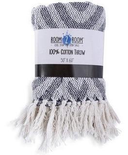 Frazada Nueva 100% Algodon Manta Frazada Cotton Throw