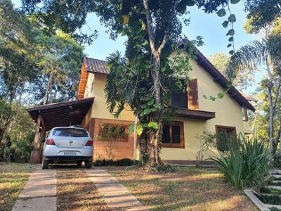 Casa Para Alugar - Ressaca - Embu Das Artes - 584 - 34081535