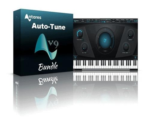 Antares Autotune 9 Pro Win / Vst - Vst3 - Aax / Ultima Vers.