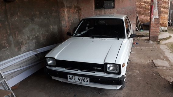 Toyota Starlet Coupe