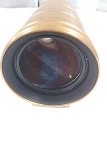 Lente 35mm Ultra Star Lente Cinemascope Integrado 80mm 3.15