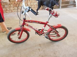 Bicicleta Rodado 16 De Varon