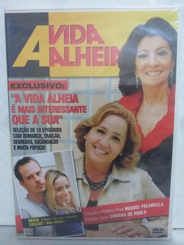 Dvd A Vida Alheia Série Original Marilia Pera