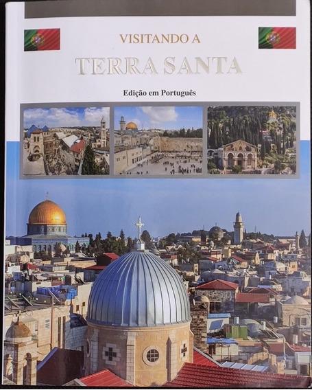 Revista Visitando A Terra Santa (israel) - Em Português +dvd