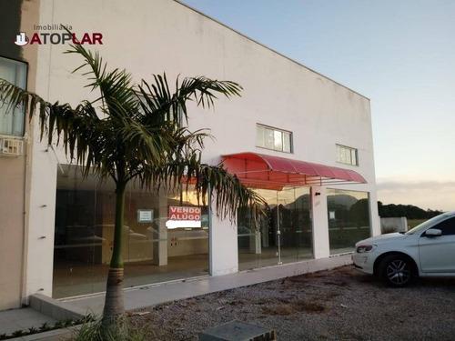 Imagem 1 de 14 de Sala À Venda, 950 M² Por R$ 4.900.000,00 - Perequê - Porto Belo/sc - Sa0051