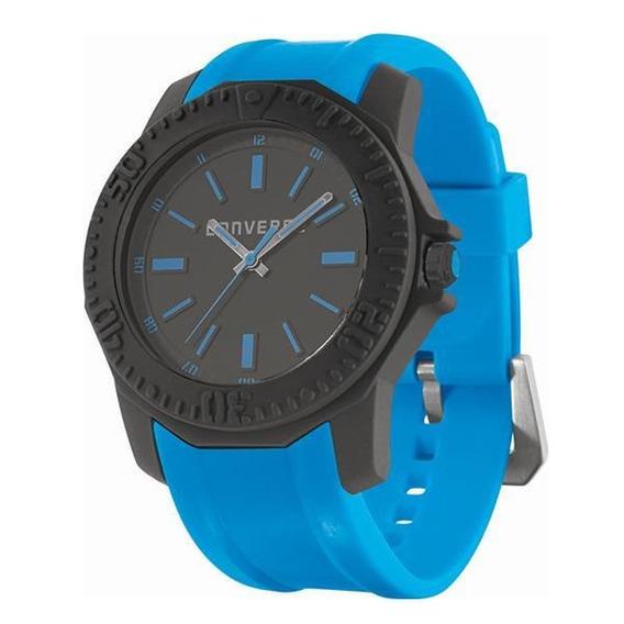 Relógio De Pulso Converse Arena - Preto/azul