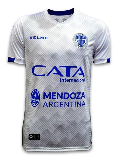 Camiseta Alternativa Godoy Cruz Kelme 2019 Original