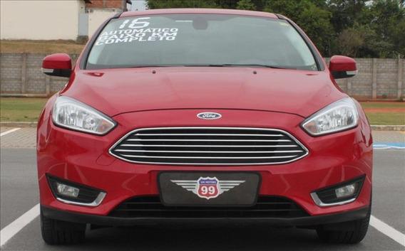 Ford Focus Focus Titanium 2.0 Powershift