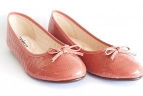 f0cce2225a Sapatilha Feminina Moleca Verniz Fresh Neo - Sapatos no Mercado ...