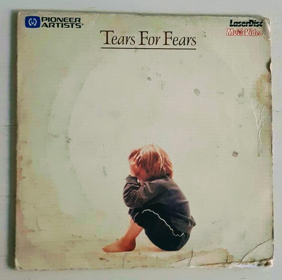 Laserdisc Tears For Fears Laserdisc 8