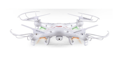 Drone Syma X5C-1 con cámara HD  blanco