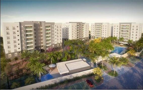 Maravilhoso Apartamento No Rossi Viva Ativa - Villa Bella Em Paulínia - Ap4691
