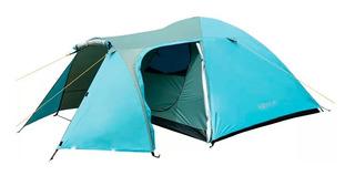 Carpa Iglu Kira 4 Personas C/ Abside Waterdog Camping *
