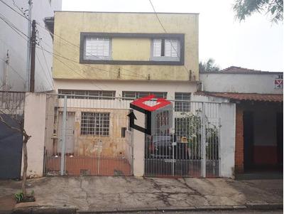 Terreno Residencial À Venda, Vila Caminho Do Mar, São Bernardo Do Campo. - Te4689