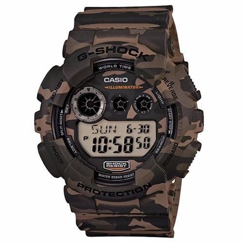 Relógio Casio G-shock Gd-120cm-5dr - Garantia Casio Brasil