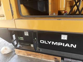 Planta Electrica Diesel, Olympian, Modelo Gpe 65-115a 75 Kva