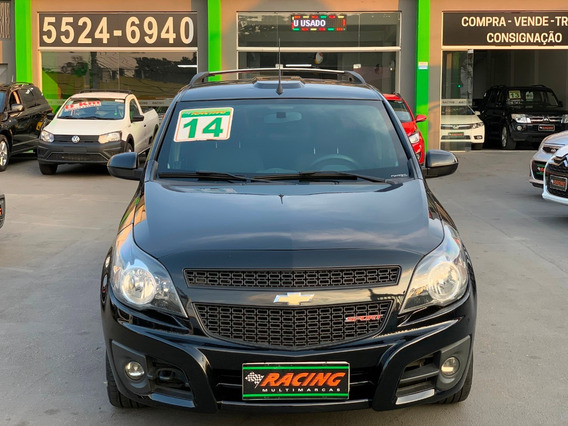 Chevrolet Montana 1.4 Mpfi Sport Cs 8v 2014
