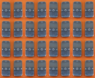 Celular Nokia Asha 302 Cromado Lote Com 32 Aparelhos Usados