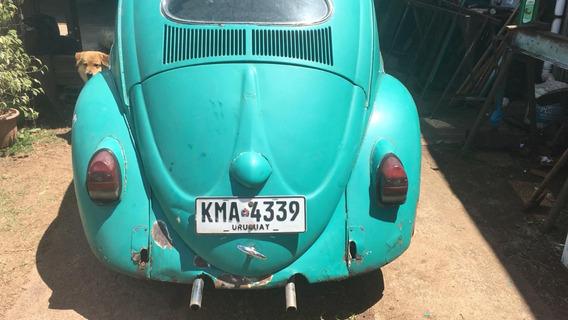 Volkswagen Fusca Alemao 1953