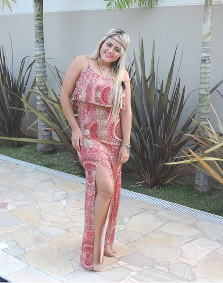 Moda Evangelica Moda Cristã Vestido Longo Fique Linda !!!