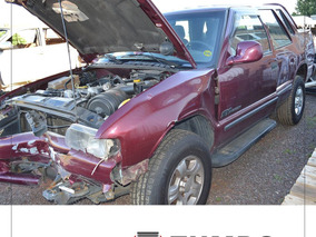 S10 De Luxe Motor Maxion 2.5 - Sucata Para Retirar Peças