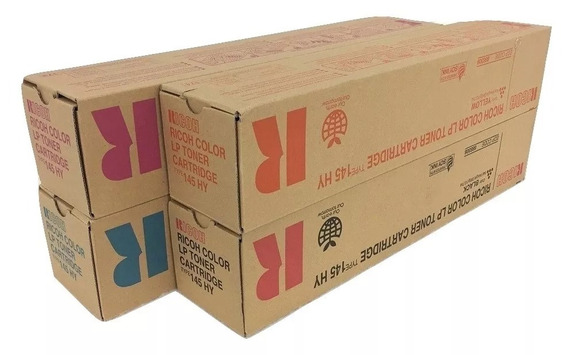 Kit Toner Ricoh Type 145 Spc410 411 420 *** Original ***