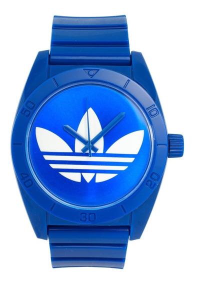 Relógio adidas Ad2656 Santiago Orig Anal Azul