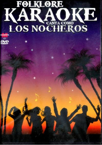 Karaoke - Canta Como Los Nocheros ( Dvd )