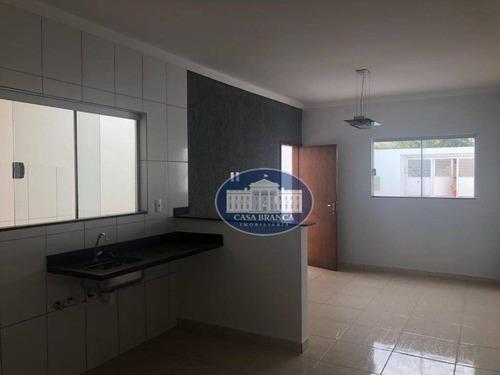 Imagem 1 de 13 de Casa Nova, Bem Localizada No Bairo São Rafael! - Ca1354