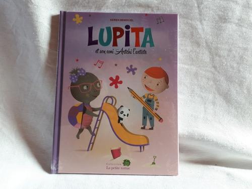 Lupita Artchi L´artiste Keren Benoliel Quel Toupet Frances