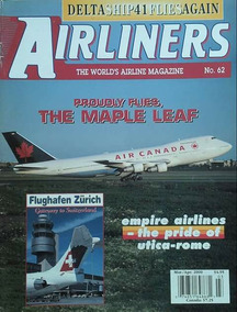 Revista Airliners 62