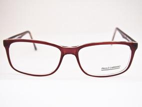 f97712a10 Oculos Paulo Carraro Design Italy C404. São Paulo · Armação Para Óculos  Paulo Carraro Grande M1718 Tamanho 60