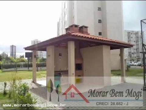 Apartamento Para Venda Em Suzano, Centro, 2 Dormitórios, 1 Banheiro, 1 Vaga - 3156