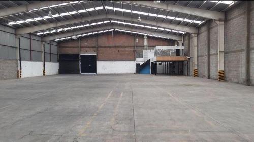 Nave Industrial En Renta - Isidro Fabela