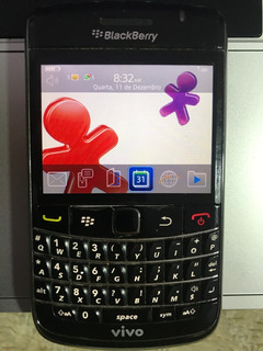Blackberry Bold 9700 Preto Original