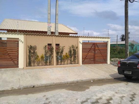 565-casa Com 62 M² , Localizada No Bairro Jardim Magalhães