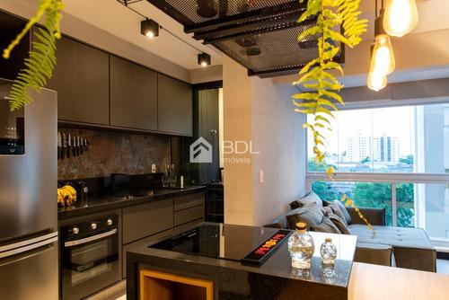 Apartamento À Venda Em Vila Lídia - Ap003444
