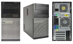 Dell Optiplex 990 Intel Core I7 3.4ghz 4gb 500gb + G Force